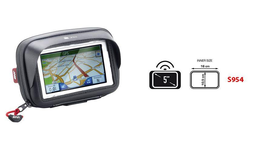 Portanavigatore universale a sgancio rapido per bmw r850r - Porta navigatore auto ...