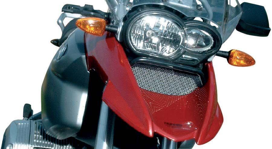 04-07 nero Griglia copri-radiatore olio R1200GS//Adv