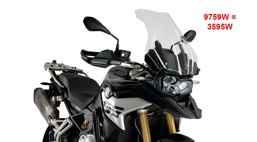BMW F750GS, F850GS & F850GS Adventure Parabrezza Touring