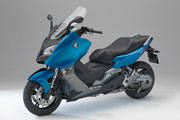 BMW Scooter C600Sport C650GT 2012