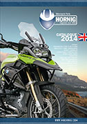BMW Motorcycle Accessory Catalogue 2014 by Hornig english