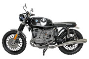 R45 Scrambler Conversion by Hornig