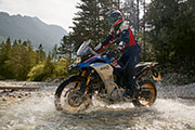 La nuova BMW F850GS Adventure