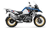 La nuova BMW R1250GS Adventure