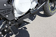 BMW G310GS conversion by Hornig
