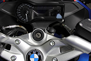 Supporto presa di bordo per BMW R1200R LC, R1250R, R1200RS & R1250RS