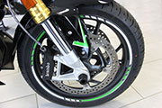 Set di adesivi decorativi per BMW R1250R