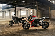 The new BMW F900R