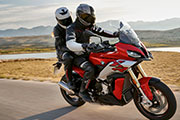 The new BMW S1000XR