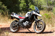 BMW G 650 GS Off Road