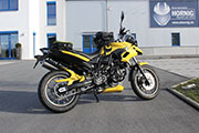 BMW F700GS Tuning Hornig