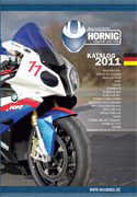tedesca BMW Moto Catalogo Accessori 2011 dalla Hornig