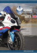 Inglese BMW Moto Catalogo Accessori 2011 dalla Hornig