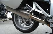 BMW K 1200 GT Exhaust Remus Revolution