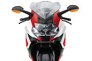 BMW K1300S 2013 red