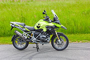 BMW R1200GS 2013 Hornig conversion