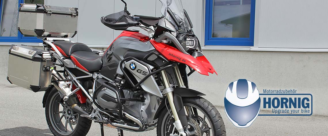 BMW R1200GS LC 2016 by Hornig